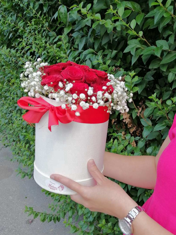 Ruže u kutiji