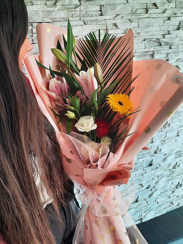Cveće za devojku